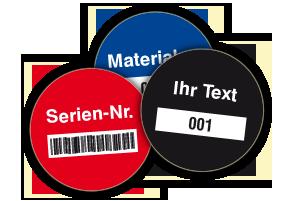 Inventaretiketten (PR 104)